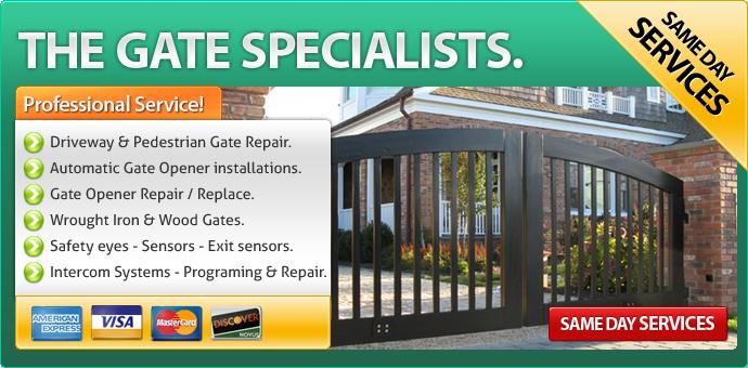 Gate Repair Lochbuie CO